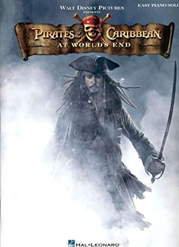 Pirates of the Caribbean At World's End: Easy Piano Solo