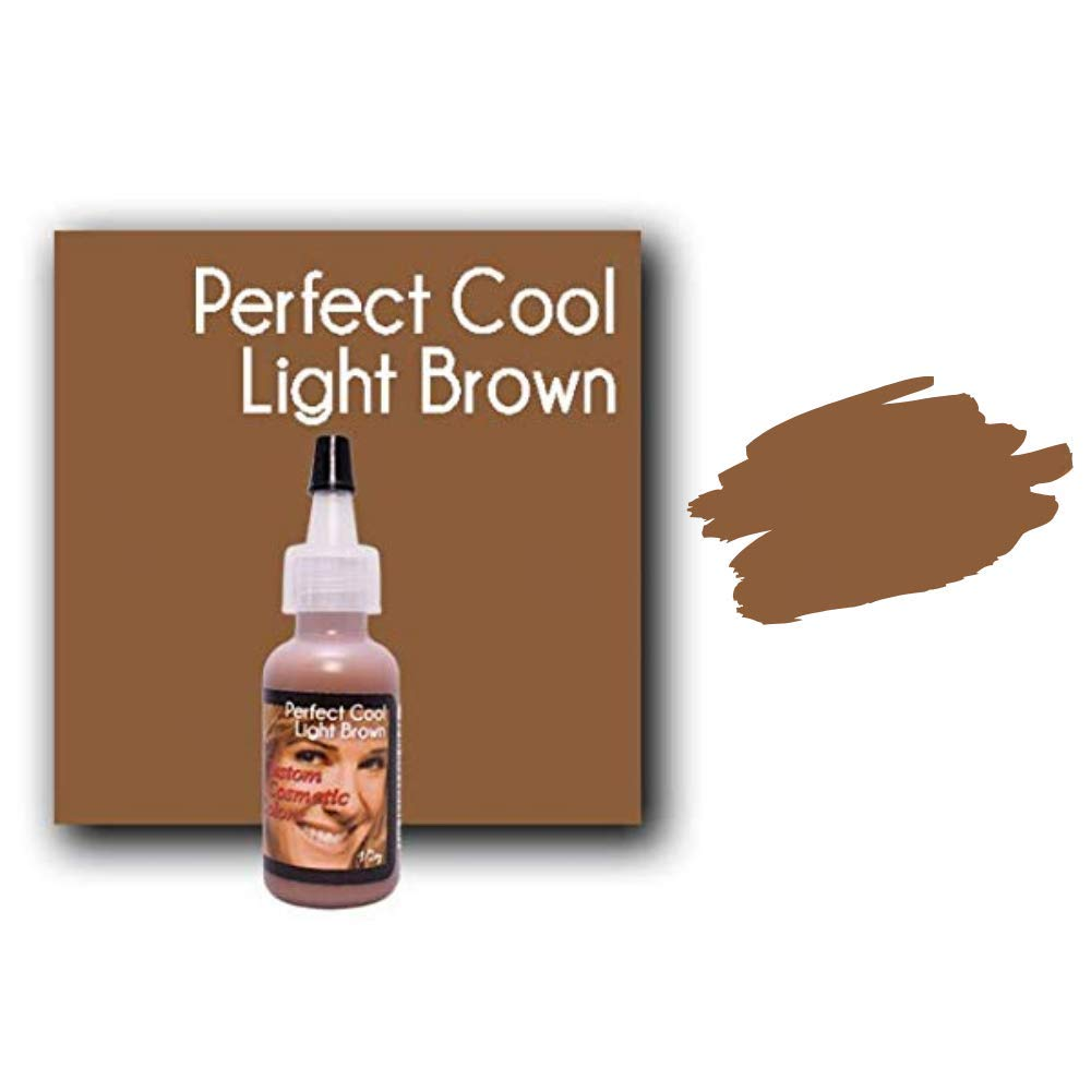 Perfect Cool Light Brown Luxury Ranking integrated 1st place goods EYEBROW Permanent Cosmet Pigment Makeup