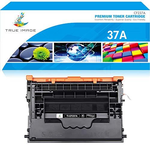 True Image Compatible Toner Cartridge Replacement for HP 37A CF237A 37X CF237X Laserjet Enterprise M632z M607dn M608n M608x M609dh M609dn MFP M631dn M631z M632fht M632h M633z (Black, 1-Pack)