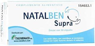 NATALBEN Supra 30 Cápsulas (8470001546531)