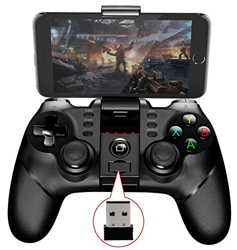 2.4G Bluetooth Kabelloses Gamepad IPEGA PG-9076 Bluetooth Drahtlose Klassische Multimedia Joypad Game Controller für Sony PS3 / Adroid TV Box /Tablet PC