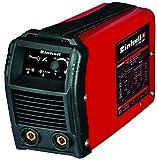 Einhell TC-IW 150 - Soldador con tecnología Inverter (240 V, ventilador de refrigeración, función...