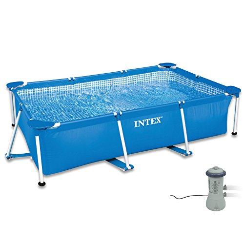 Intex 300x200x75 cm Frame Pool Set Family Filteranlage 2827204