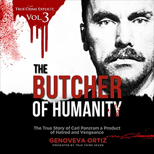 The Butcher of Humanity cover art