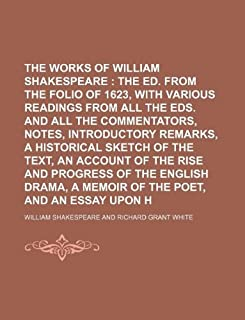 The Works of William Shakespeare Volume 12