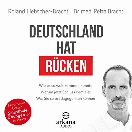 Deutschland hat Rücken audiobook cover art