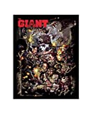 The Giant Call of Duty Black Ops 3 Zombies Art Print Size 13x20 24x36 32x48 (24'x36'(60x91cm))