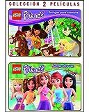Pack Lego Friends 1+2 [DVD]