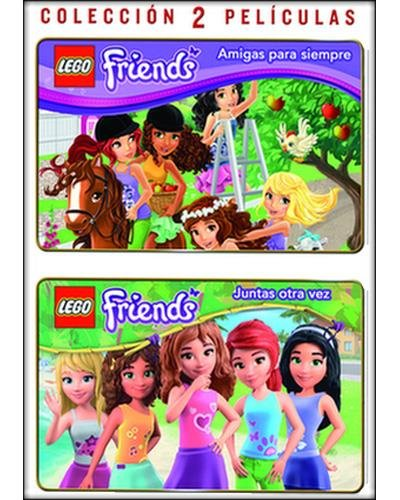 Pack Lego Friends 1+2