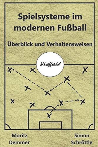 Spielsysteme im modernen Fußball: Überblick und Verhaltensweisen