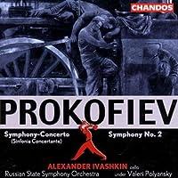 Prokofiev: Symphony 2 / Sinfonia Concertante (2002-07-23)