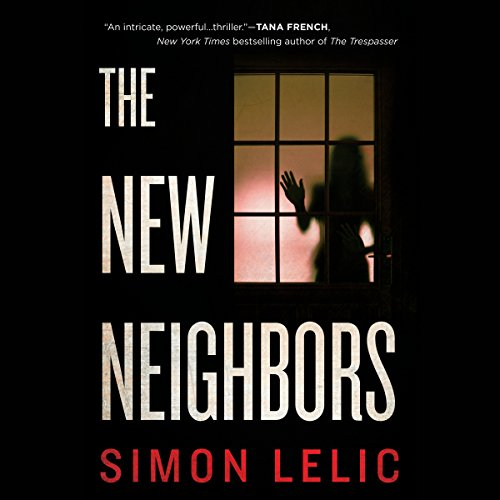 The New Neighbors audiobook cover art