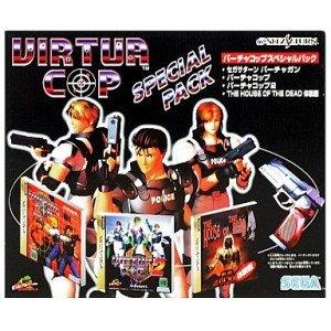 Virtua Cop Special Pack [Limited Edition Virtua Gun Set] [Import Japonais]