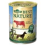 Dehner Best Nature Hundefutter, Adult Rind und Reis mit Distelöl - 2
