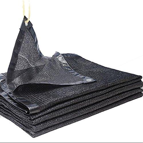 Garden Shade 6 Pin Netting Noir Serre Tissu (Couleur : Black, taille : 6x8m)