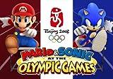 Mario e sonic ai giochi olimpici nds
