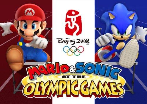 Mario & Sonic at the Olympic Games (Nintendo DS) [importación inglesa]