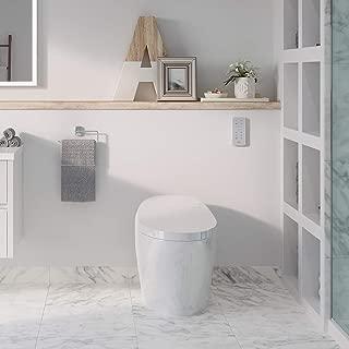 saga smart toilet by ove decors