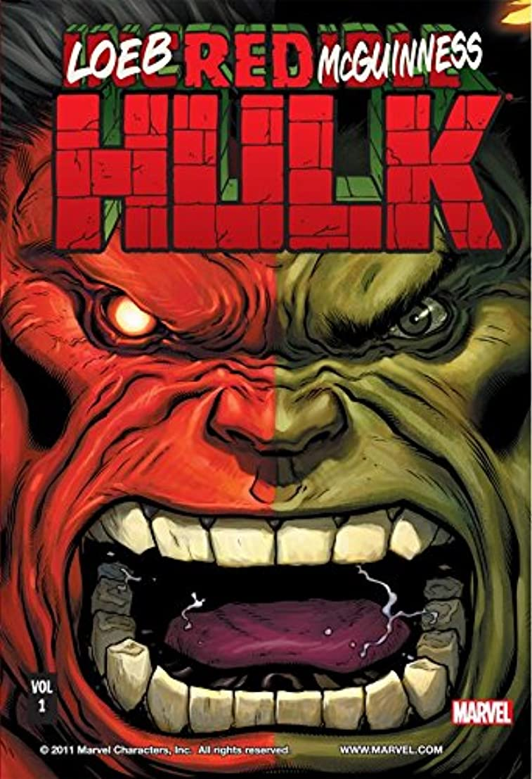 アヒル変なプラグHulk Vol. 1: Red Hulk (Hulk (2008-2013)) (English Edition)