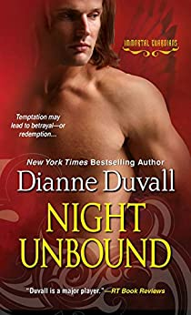 Night Unbound (Immortal Guardians series Book 5) by [Dianne Duvall]