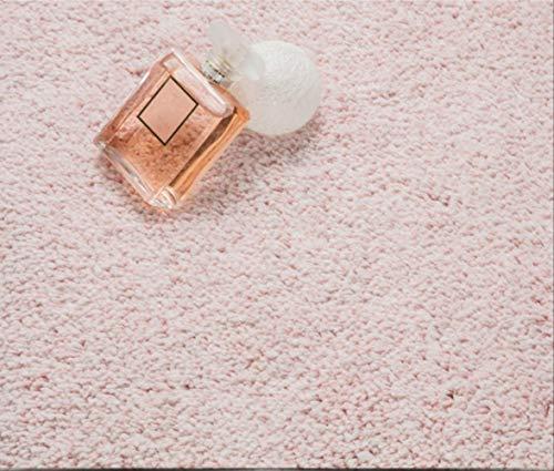 LONIMGYHBFR Alfombra Nórdica Color Sólido Felpa Tienda Completa Engrosamiento IKEA Ins Ventana De La Ventana Sala De Estar Dormitorio Mesita De Noche Mesa De Centro Alfombra 85 * 120 Cm A