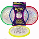 Aerobie 26R12 Superdisc ULTRA Outdoor Flying Disc - Colors May Vary