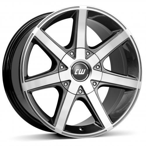 Borbet 405166550988560R160–A/A/0dB–Llantas de Aluminio de