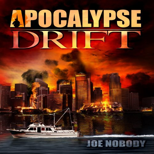 Apocalypse Drift audiobook cover art