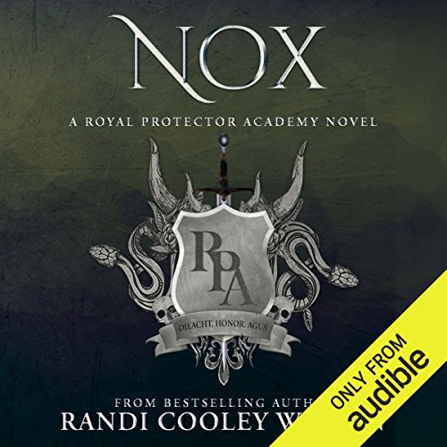 Nox     A Royal Protector Academy Novel              By:                                                                                                                                 Randi Cooley Wilson                               Narrated by:                                                                                                                                 Katie McAble,                                                                                        Lorenzo Matthews                      Length: 8 hrs and 21 mins     60 ratings     Overall 4.8