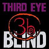 Third Eye Blind - 3B Logo on Black Square - Sticker/Decal