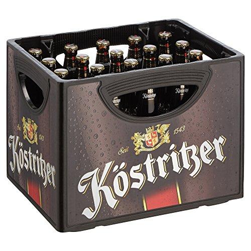 Köstritzer Schwarzbier Dunkles Bier Mehrweg (20 x 0.5 l)