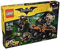 LEGO The Batman Movie 70914 - Der Gifttruck von Bane, Bausteinspielzeug
