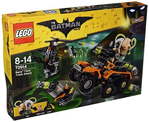バットマン 70914 ベインのトクシックトラックアタック