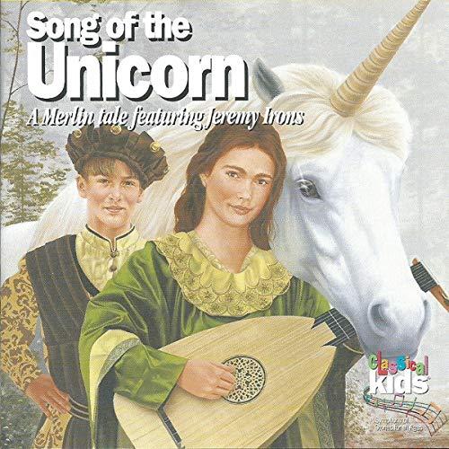 Page de couverture de Song of the Unicorn