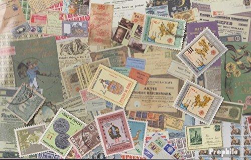 Prophila Collection Portugiesisch-Indien 10 Verschiedene Marken Portugisisch Indien (Briefmarken für Sammler)