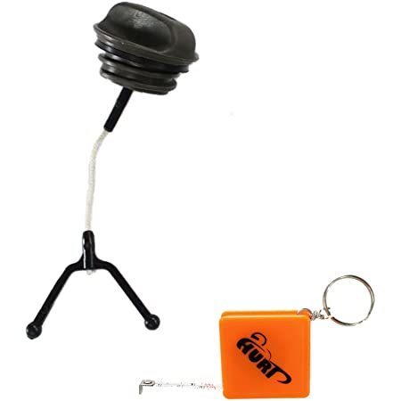 Chainsaw Gas Fuel Tank AND Oil Cap For HUSQVARNA 362 365 371 372 372XP sturdy US