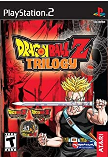 Dragonball Z Trilogy - PlayStation 2