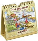 Aufstellkalender 'Der Hundertjährige Kalender' 2020: 15 x 13 cm