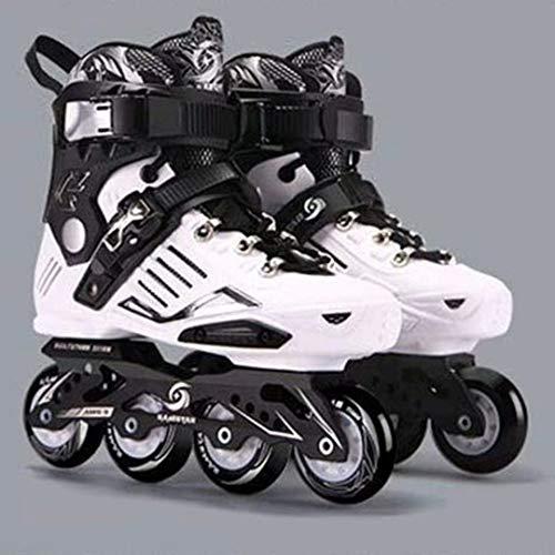 Rollerblade - Damen / Herren Fitness Inline Skate, schwarz und weiß, Inline Skates