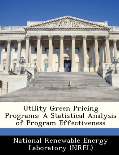 Utility Green Pricing Programs: A Statistical Analysis of Program Effectiveness