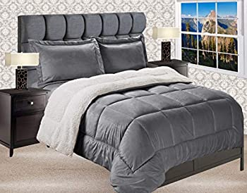 Best king size sherpa comforter Reviews