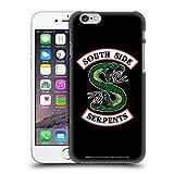 Head Case Designs Oficial Riverdale Serpientes del Lado Sur Arte Gráfico Carcasa rígida Compatible con Apple iPhone 6 / iPhone 6s