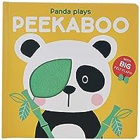 PANDA PLAYS PEEKABOO (FELT FLAP ANIMAL PEEKABOO)
