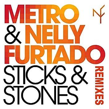 Sticks & Stones [Remixes]