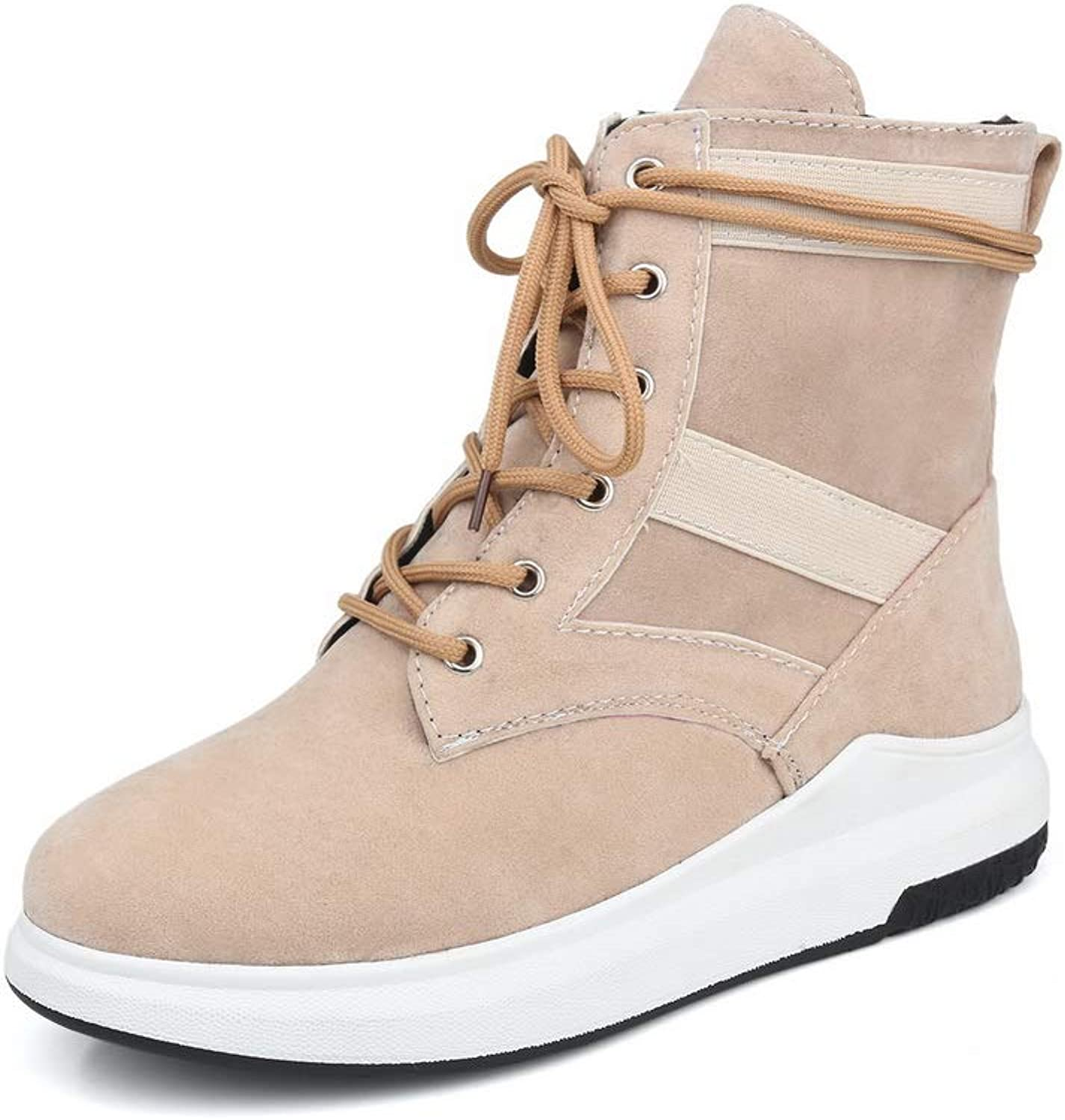 1TO9 Womens Assorted colors Travel Nubuck Urethane Boots MNS02973