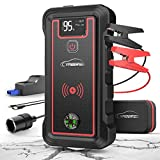 Best Jump Starters - YABER Car Jump Starter, 2500A Peak 23800mAh Car Review