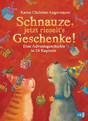Schnauze, jetzt rieselt's Geschenke: Eine Adventsgeschichte in 24 Kapiteln (Die Schnauze-Reihe, Band 6)