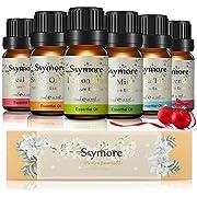Skymore Naturreine Ätherische Öle Set, Pure Duftöle Set Für Diffuser, Perfekt für Geschenk