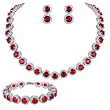 EVER FAITH Women's Jewelry Sets