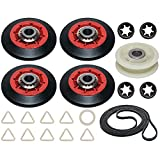 4392067 Repair Kit by PartsBroz - Compatible with 27-in. Whirlpool Dryers - Replaces AP3109602, 2015, 4392067VP, 587637, 80047, AH373088, EA373088, PS373088